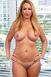 Jana Hicks Takes off her Dress