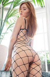 Jia Lissa Full Body Fishnet