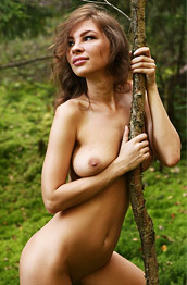 Galina A Nude in the Wild