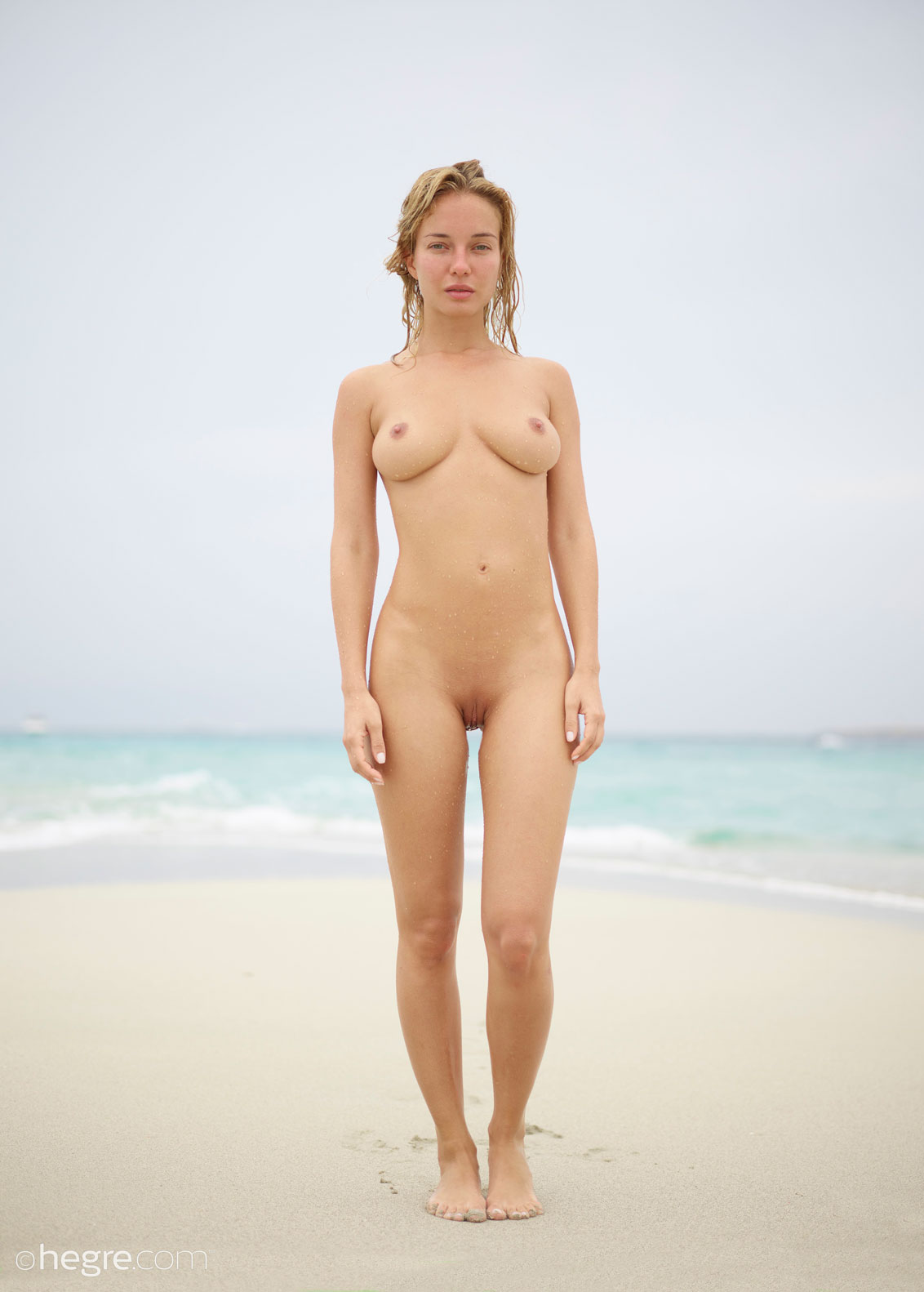 Nude On Nude Beach
