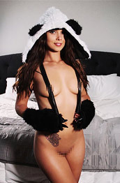 Bailey Knox Panda Teen