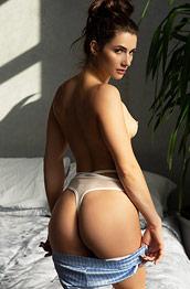 Alexandra Belle in Morning Desires