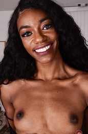 Chanel Skye Lean Ebony Goddess