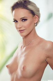 Emma Hix Slim Blonde Pornstar