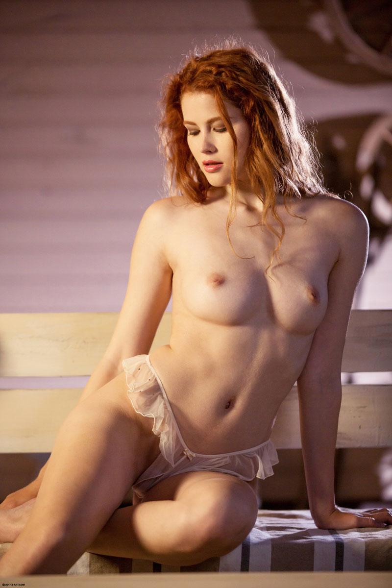 Heidi R Sensual Ginger-6619