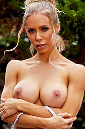 Nicole Aniston Rock Hard Busty Milf