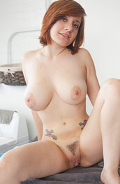Chelsea Bell Busty Redhead