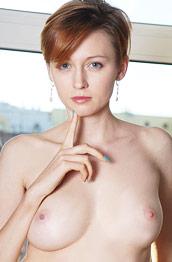 Lilu Rose Perfect Hairy Redhead