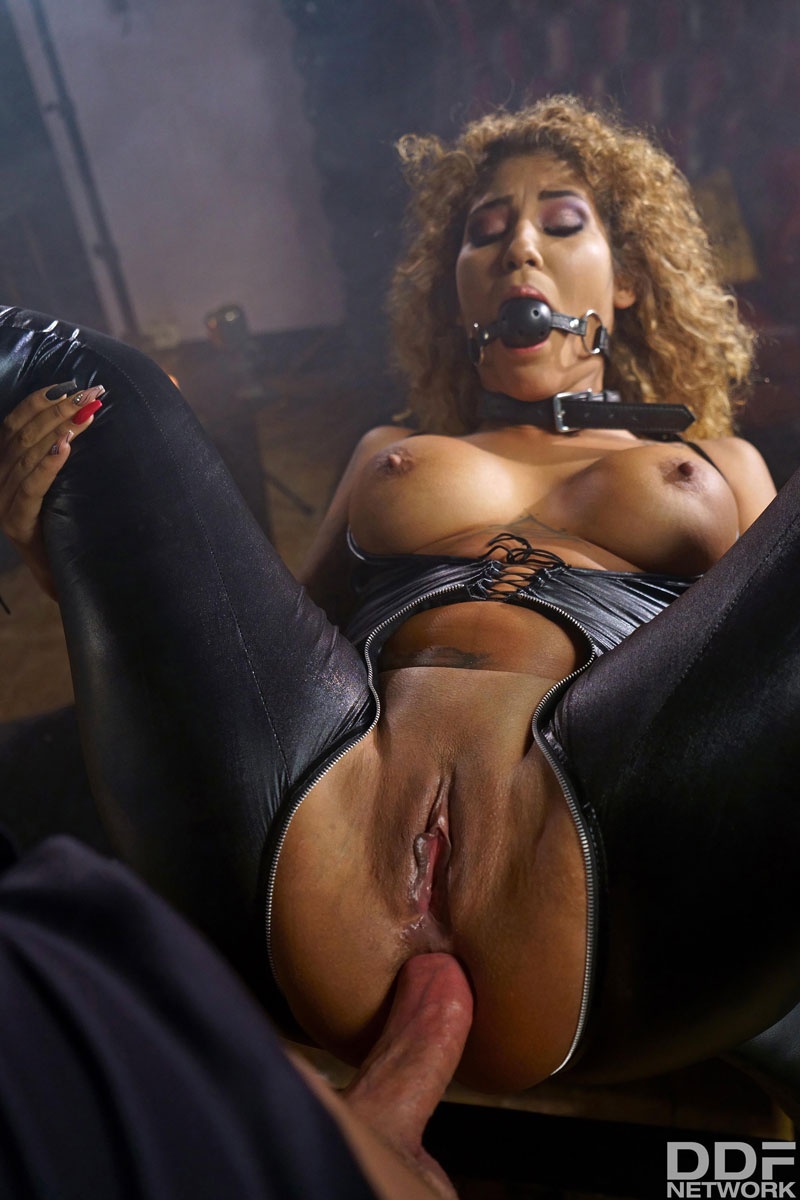 Venus Afrodita Anal Sex In Leather-3271