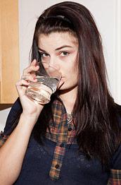 Alyson Grey Cute Tushy