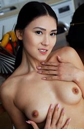 Kimiko Around the House