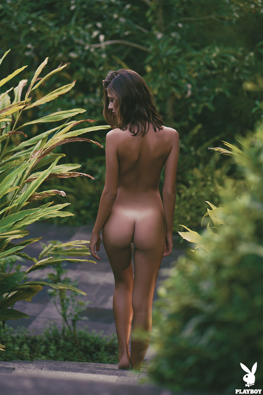 Raluca Cojocaru Sexy in Paradise