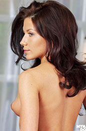 Kayla B Skinny Brunette