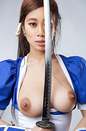 Jade Kush DOA Kasumi Cosplay