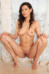 Suzanna A Nude in Bed