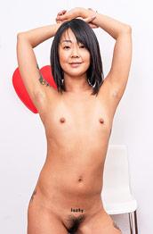 Saya Song Takes off her Tiny Bikini