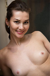 Angelika Gee Shows Lovely Titties