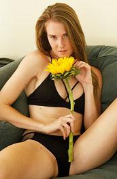 Ashley Lane Nude Redhead