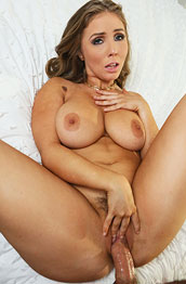 Lena Paul Stuffed with Cock