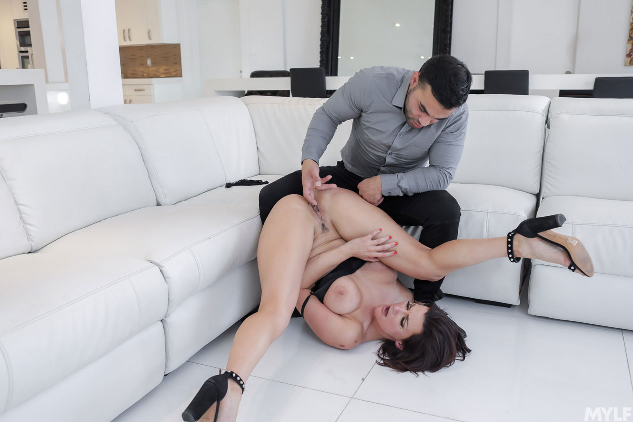 Becky Bandini Joins In The Fun After She Caught Katie And Emma Having Lesbian Sex Hq Porn