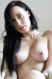 Irena Pale Dark Brunette