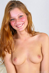 Indiana a nude